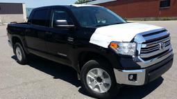 JD EUROPE TOYOTA EXPORT BELGIUM 2016 Toyota Tundra 4X4 SR5 5.7L V8 6-Speed AT