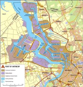 Antwerp Map Europe.Jd Europe Group 1 Group 4 Divisions